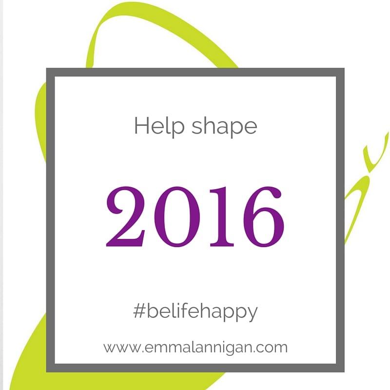 Emma Lannigan wellbeing survey
