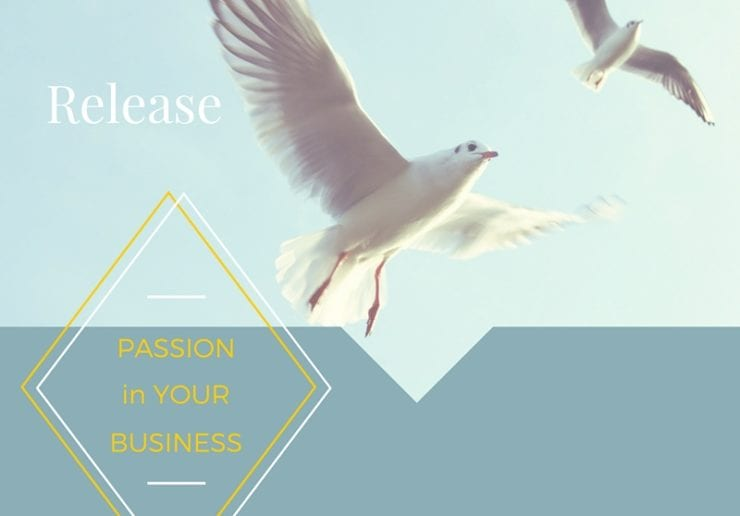 Reconnect with the passion in your business