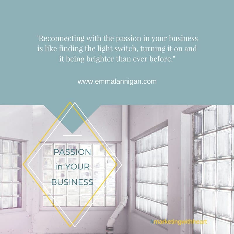 Finding light in your business