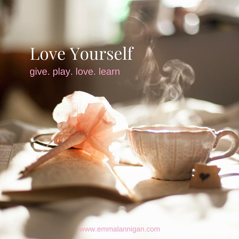 Love yourself inside out