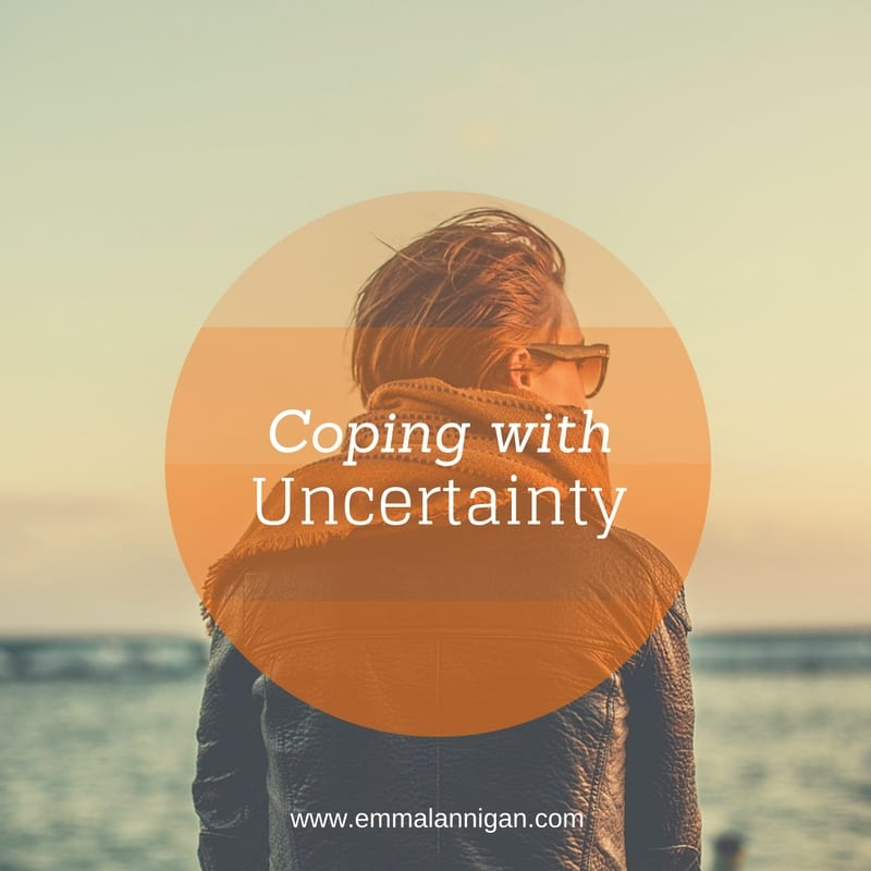 Coping with unplanned life events and stay in control