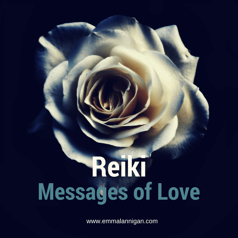 Messages of healing and love, reiki sessions, Market Deeping, Emma Lannigan
