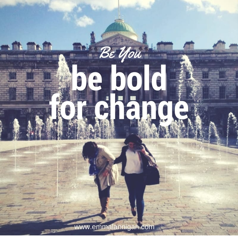 Celebrate women in March and be bold for change competition