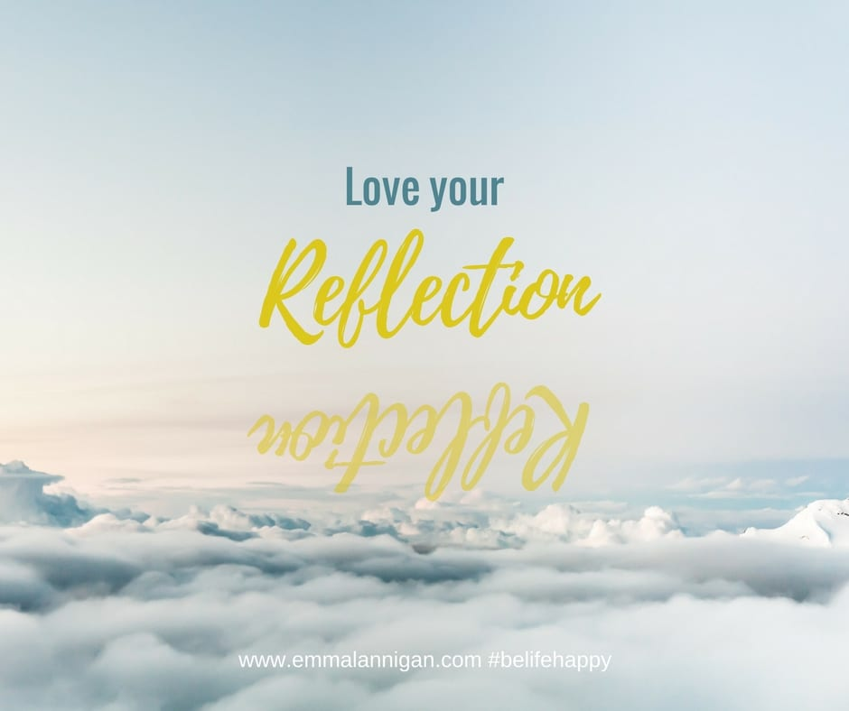Love your reflection - Guided Meditation - belifehappy