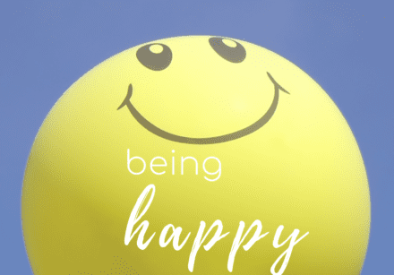 What being happy is when it is for a lifetime with happiness author Emma Lannigan