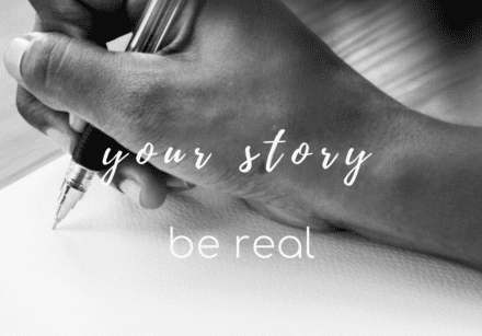 Your story - your life