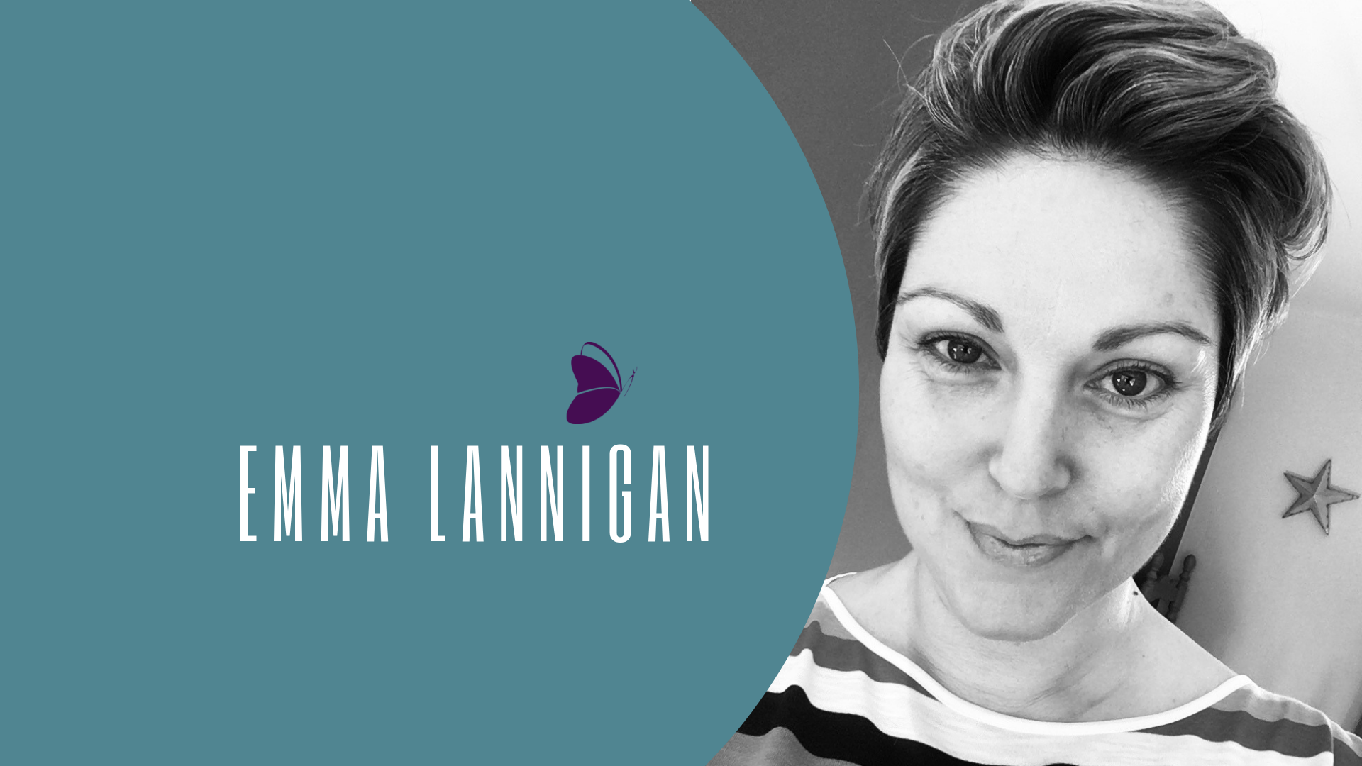 Emma Lannigan - happiness coach marketing mentor author reiki teacher