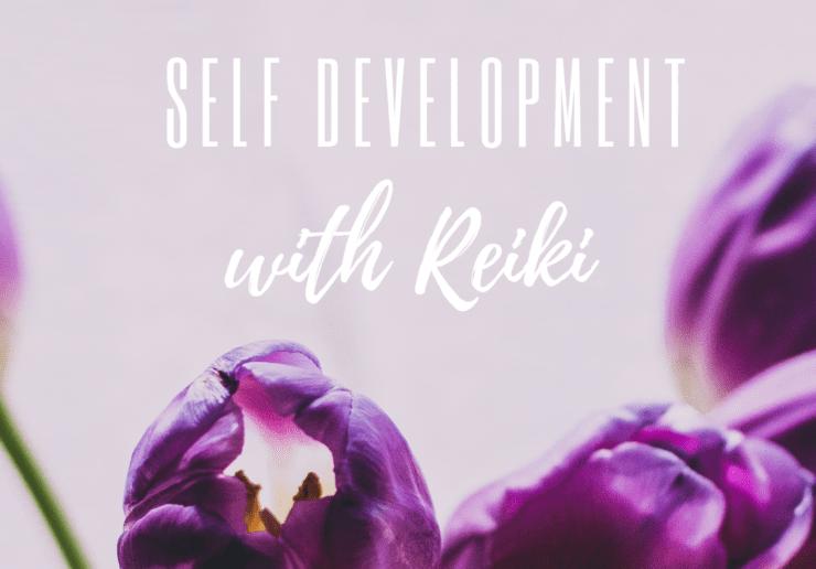 Self Development with Reiki - Emma Lannigan Happiness Coach