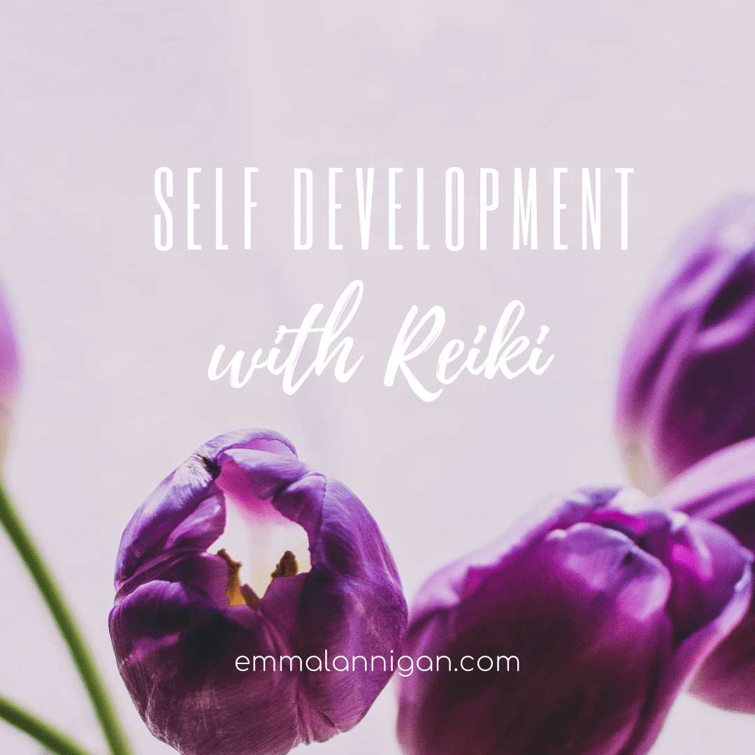 Self Development with Reiki - Emma Lannigan Happiness Coach